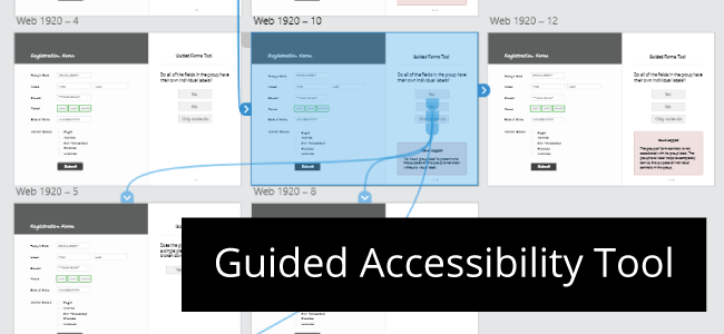Guided Accessibility Tool